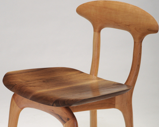 Swallowtail Side Chair