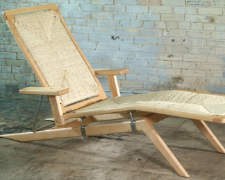 Aerofina Chaise Lounge Chair