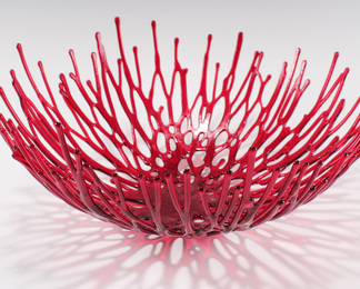 Nest Bowl - Red