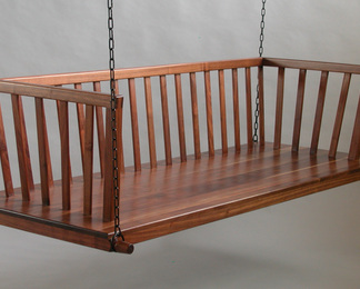 Beersheba Swing - Walnut