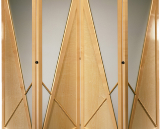 Folding Screen - Pear