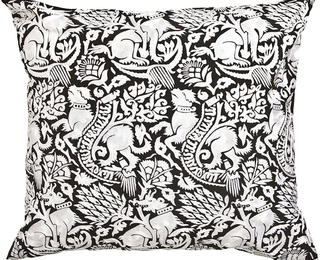 Medieval Canis - Black and White