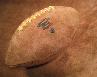 Suede Football