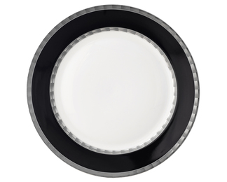 Lotos Plate - Ibis Black Platinum