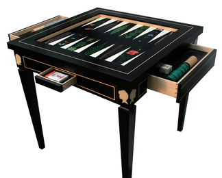 Bespoke Backgammon/Games Tables