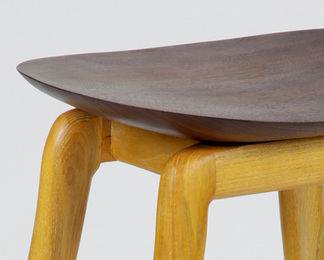 Lotus Stool - Bar or Counter Height