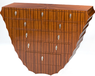 Wall Mounted Chest of Drawers