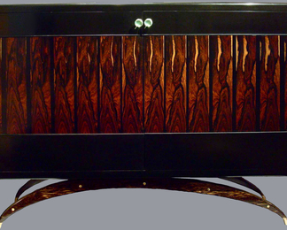 Lacquered Crab Cabinet
