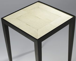 Caragh Side Table - Shagreen