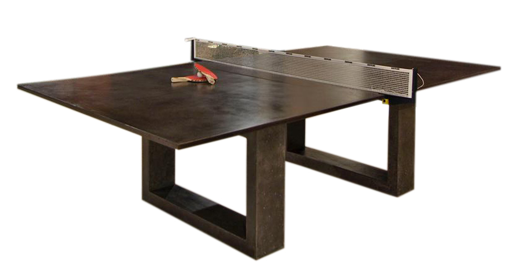 bespoke global product detail black ping pong dining table. Black Bedroom Furniture Sets. Home Design Ideas